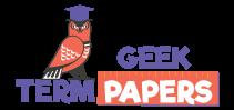 Geek Term Papers